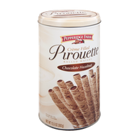 Pepperidge Farm Chocolate Hazelnut Creme Filled Pirouette Rolled Wafers