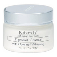 Robanda Pigment Control, Large 2 ounce (60 grams) Jar. Hydroquinone-Free Formula.
