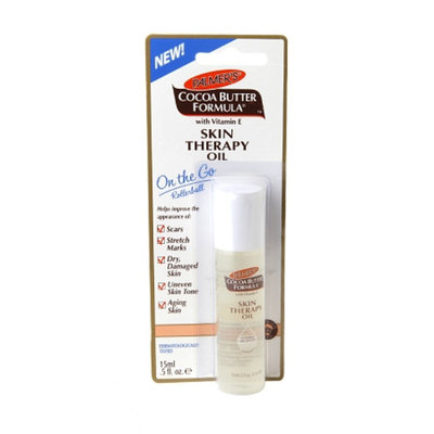 Palmer's Cocoa Butter Formula Skin Therapy Oil, On-The-Go Rollerball, .5 fl oz