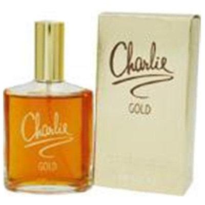 Charlie Gold By Revlon Edt Spray 3.4 Oz