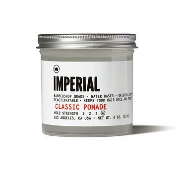 Imperial Barber Products Classic Pomade 6oz [Standard Packaging, 6 oz]