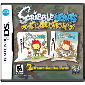 Warner Bros. Interactive Scribblenauts Collection - 2 Game Combo Pack (Nintendo DS)