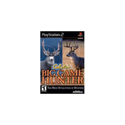 Activision Cabela's Big Game Hunter - 2002