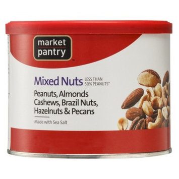 market pantry Market Pantry Mixed Nuts 11.5 oz