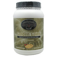 Controlled Labs Golden Gains Apple Pie, 2.92-Pound, 1-Tub