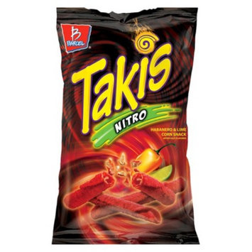 Bimbo Foods Inc Barcel Takis Nitro 9.9 oz