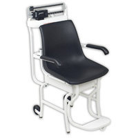 Detecto Mechanical Chair Scale 475/4751 Capacity: 400 lb x 4 oz / 175 kg x 100 g