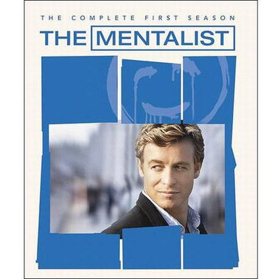 The Mentalist: The Complete First Season (Blu-ray) (Full Frame)