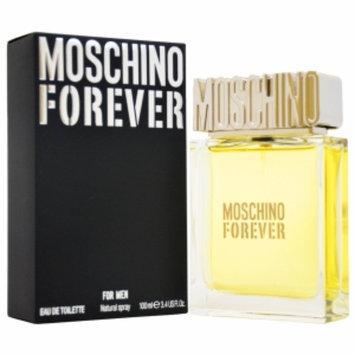 Moschino Forever Eau de Toilette Spray, 3.4 fl oz