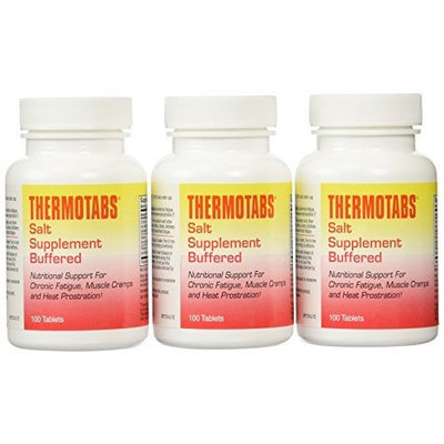 Marble PACK OF 3 EACH THERMOTABS BUFFERED SALT TAB 100TB PT#38485086335