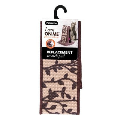 Petmate Scratch Post Jute Refill, Lean on me
