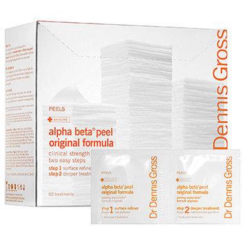 Dr. Dennis Gross Skincare Alpha Beta Daily Face Peel, 60 Applications