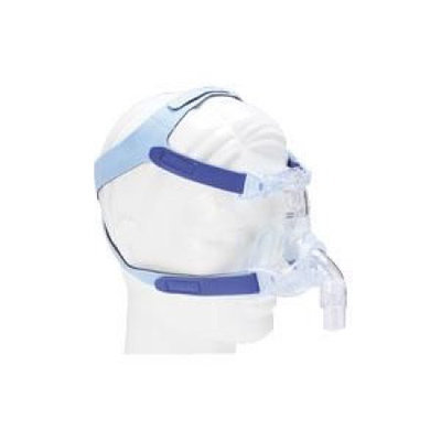 Sunset Healthcare Solutions Nasal Mask with Cushion and Headgear Size: Medium