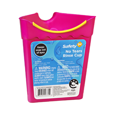 Safety 1st No Tears Rinse Cup