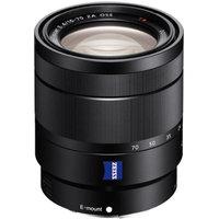 Sony Alpha NEX E-Mount Vario-Tessar T* E 16-70mm f/4.0 ZA OSS Lens
