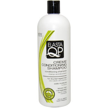 Elasta QP Creme Conditioning Shampoo by Elasta QP for Unisex - 32 oz Shampoo