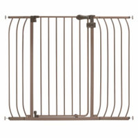Summer Infant Multi-Use Extra Tall Walk-Thru Gate, Antique Bronze, 1 ea