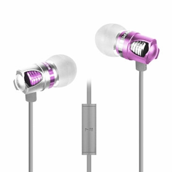 ID America IDH101-BLK Spark In-Ear Headphones, Pink, 1 ea
