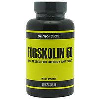 PrimaForce Forskolin 50 Dietary Supplement Capsules