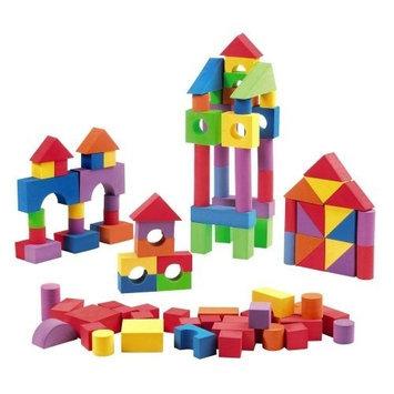 Verdes Foam Building Blocks 100/pieces