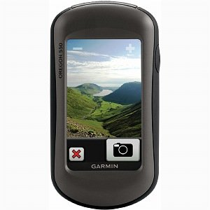 Garmin Oregon 550 Portable Gps System