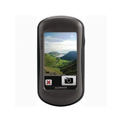 Garmin Oregon 550 Portable Gps System