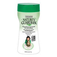 Sergeant's Natguardian Cat Flea and Tick Powder