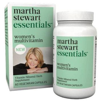 Martha Stewart Essentials Womens Multivitamin, Capsules, 60 ea