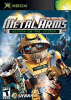 Swinging Ape Studios Metal Arms: Glitch in the System