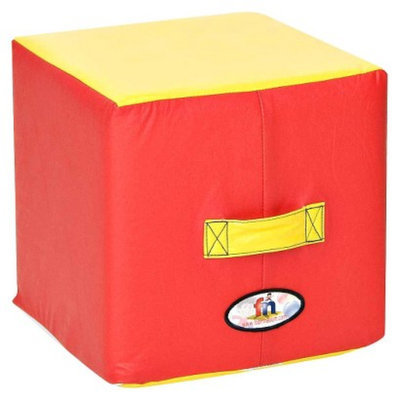 Foam Heads foamnasium Blocks - Red/Yellow (Medium)