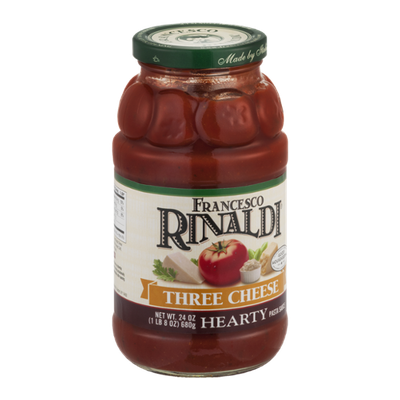 Francesco Rinaldi Three Cheese Hearty Pasta Sauce