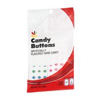 Ahold Candy Buttons Hard Candy