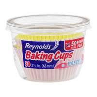 Reynolds Baking Cups - 50 CT