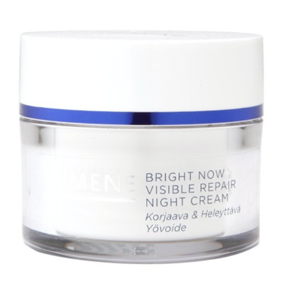 Lumene Bright Now Visible Repair Night Cream, 1.7 fl oz