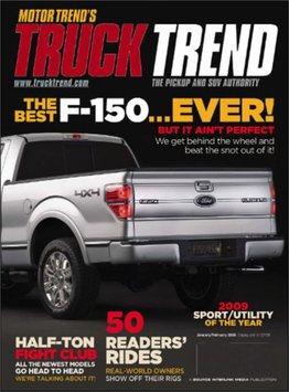 Kmart.com Truck Trend Magazine - Kmart.com