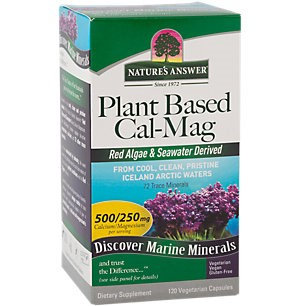 Nature's Answer Plant Based CalMag
