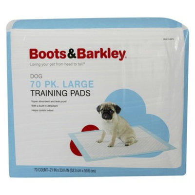 Boots & Barkley Puppy Pads 70 ct