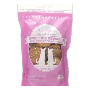 Two Sisters Bakery Dog Cookies Sweeties Potato Cranberry 10 Oz Case Of 12