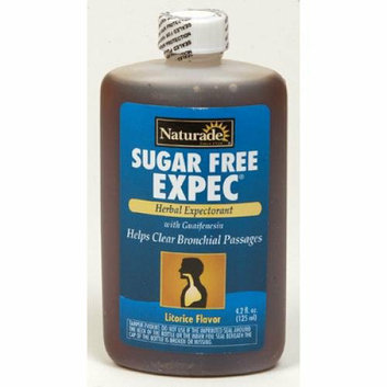 Naturade Expec Ii Herbal Cough Surfactant 4.2 oz