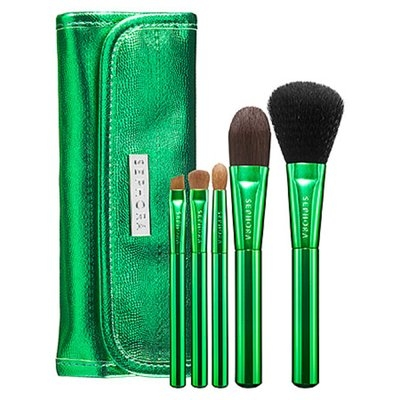 SEPHORA COLLECTION Skinny Brush Wrap Emerald
