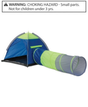 Discovery Kids Pop Up Kids Adventure Tent Kid's
