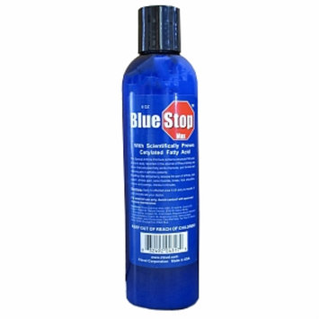 Blue Stop Massage Gel for Body Aches, 8 fl oz
