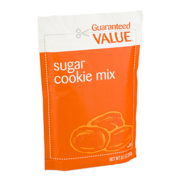 Guaranteed Value Sugar Cookie Mix