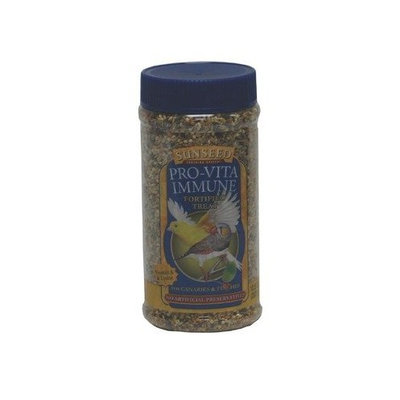 Sunseed Sun Seed Company BSS19202 Pro-Vita Immune Canary/Finch Treat, 10.5-Ounce