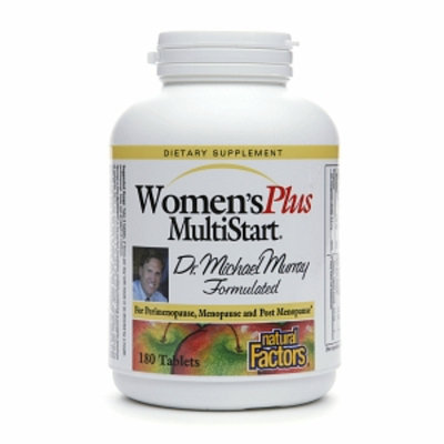 Natural Factors Women's Plus MultiStart