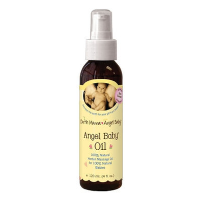 Earth Mama Angel Baby Oil