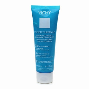 Vichy Laboratoires Purete Thermale Purifying Foaming Cream Cleanser
