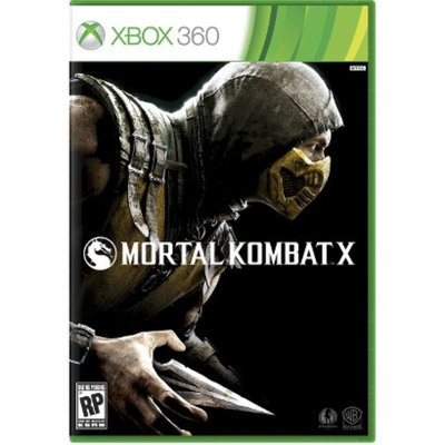 Warner Brothers Mortal Kombat X (Xbox 360)