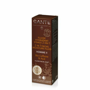Sante Homme II 2-in-1 Face Moisturizer 50 ml