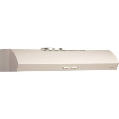 Broan QP142 Under Cabinet Evolution 1 Range Hood; White